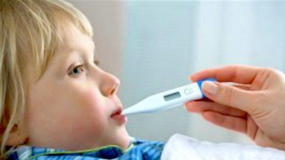 5-Influenza, quando portare i bambini dal medico
