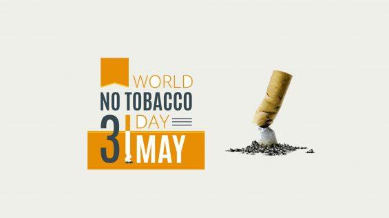 28:05:20Giornata Mondiale Senza Tabacco