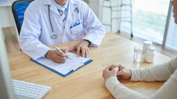 Filling in Medical Record